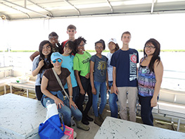 Tulane Scholars Embrace Field Experiences